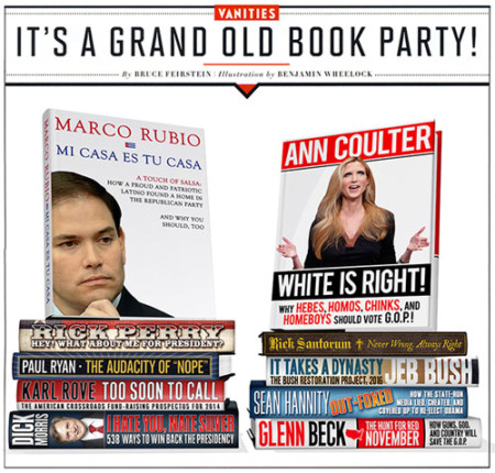 VANITY FAIR GOP BOOKS